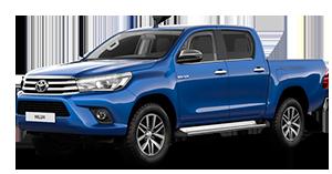 Toyota Hilux - Concessionario Toyota Bari e Monopoli