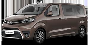 Toyota Proace Verso - Concessionario Toyota Bari e Monopoli