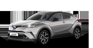 Toyota C-HR - Concessionario Toyota Bari e Monopoli