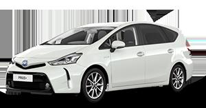 Toyota Prius+ - Concessionario Toyota Bari e Monopoli