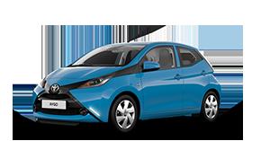 Toyota AYGO - Concessionario Toyota Bari e Monopoli