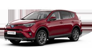 Toyota RAV4 - Concessionario Toyota Bari e Monopoli