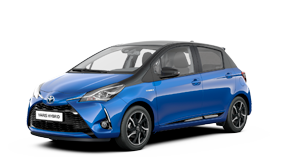 Toyota Yaris - Concessionario Toyota Bari e Monopoli