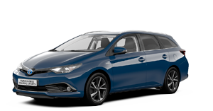 Toyota Auris Touring Sports - Concessionario Toyota Bari e Monopoli