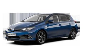 Toyota Auris - Concessionario Toyota Bari e Monopoli